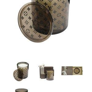 Loise Vuitton bougie parfume